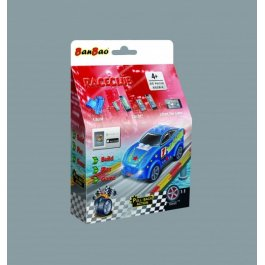 Stavebnica Raceclub Sapphire BanBao