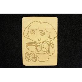 Obrázok - Dora