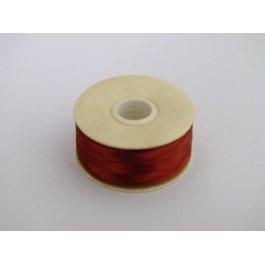 Nymo D - 0,3mm červená (398/19)