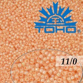 Toho Rokajl 11/0 Inside-Color Rainbow Crystal č.794 8g