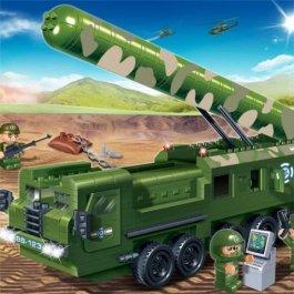 Stavebnica Raketa dlhého doletu DF-31 BanBao