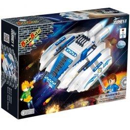 Stavebnica Vesmírna loď BanBao 6408