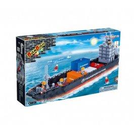 Stavebnica Loď BanBao 8767