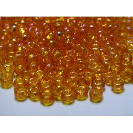 Rokajl Preciosa 6/0 oranžová AB 10 g