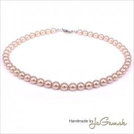 Perlový náhrdelník Rose