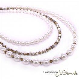 Perlový náhrdelník BENOAH