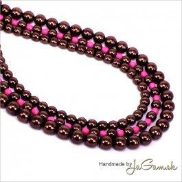 Perlový náhrdelník RHENIA