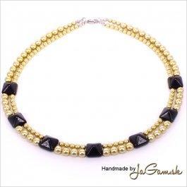 Perlový náhrdelník ZECRA
