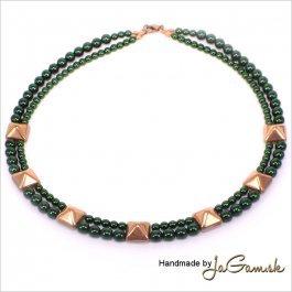 Perlový náhrdelník ZAMA