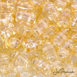 MATUBO™ Rulla - 3x5mm - Luster Transparent Champagnie-LC00030 - 10 g (R306)