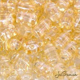 MATUBO™ Rulla - 3x5mm - Luster Transparent Champagnie-LC00030 - 10 g (R306)