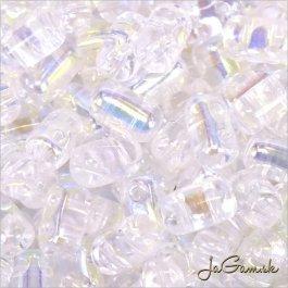 MATUBO™ Rulla - 3x5mm - Crystal AB-X00030 - 10 g (R303)