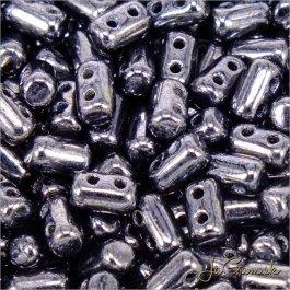 MATUBO™ Rulla - 3x5mm - Hematite-L23980 - 10 g (R346)