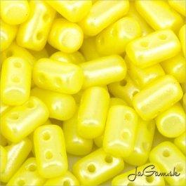 MATUBO™ Rulla - 3x5mm - Pearl Shine - Amber-24002AL - 10 g (R308)