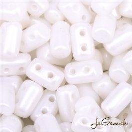 MATUBO™ Rulla - 3x5mm -  Pearl Shine White-24001AL 10 g (R305)