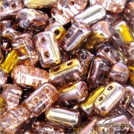 MATUBO™ Rulla - 3x5mm - Apollo - Gold-C00030 - 10 g (R312)