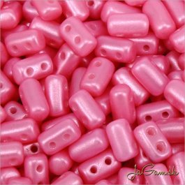 MATUBO™ Rulla - 3x5mm - Pearl Shine - Pink-24004AL - 10 g (R320)