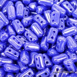 MATUBO™ Rulla - 3x5mm - Luster - Opaque Blue-L33050 - 10 g (R327)