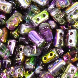 MATUBO™ Rulla - 3x5mm - Magic Line - Violet/Green-95000CR - 10 g (R332)