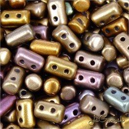MATUBO™ Rulla - 3x5mm - Bronze Rainbow B-K01620 - 10 g (R342)