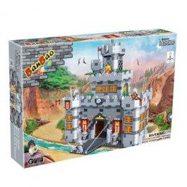 Stavebnica hrad BanBao 8260