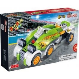 Stavebnica Racer Leopard BanBao