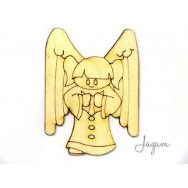 Anjelik-dievčatko
