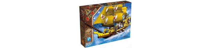 Stavebnice Banbao Piráti