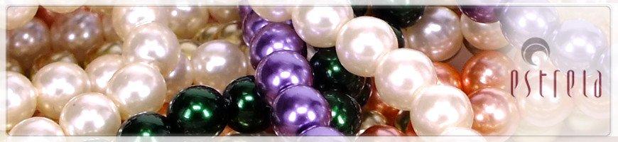 ESTRELA voskované perly