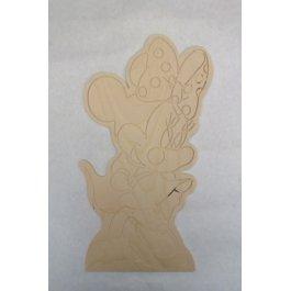 Myška Minnie 180x320mm