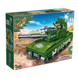 Stavebnica Tank BB-121 BanBao