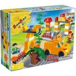 Stavebnica Stavba Baby BanBao 9661