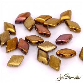 MATUBO™ GEMDUO - Crytal Gold Rainbow 00030/01610 - 20ks (GD103)