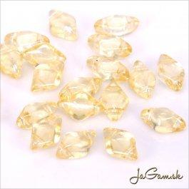 MATUBO™ GEMDUO - Crystal Orange Luster 00030/14413 - 20ks (GD105)
