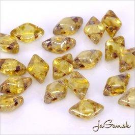 MATUBO™ GEMDUO - Crystal Picasso 00030/43400 - 20ks (GD107)