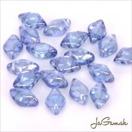 MATUBO™ GEMDUO - Crystal Blue Luster 00030/14464 - 20ks (GD106)