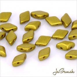 MATUBO™ GEMDUO - Crytal Bronze Olive Gold 00030/01720 - 20ks (GD117)