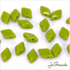 MATUBO™ GEMDUO - Opaque green 53410- 20ks (GD136)