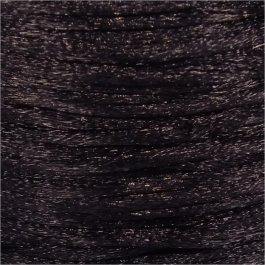 Nylonová šnúrka 1mm, čierna - 1m (1006)