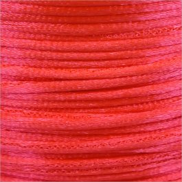 Nylonová šnúrka 1mm,ružová - 1m (1002)