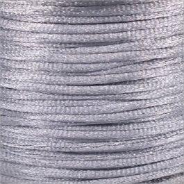 Nylonová šnúrka 1mm,šedá - 1m (1001)