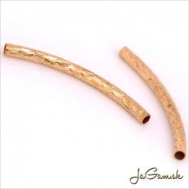 Kovová trubička 40 x 3 mm medená 2 ks (57)