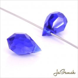 M.C.kvapky 6x10 mm Modrá Kobalt 30080 - 2 ks (mc_k013)