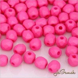 Ohňovky 3 mm ružová 40 ks (5006)