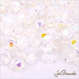 Ohňovky 3 mm crystal AB 40 ks (5009)