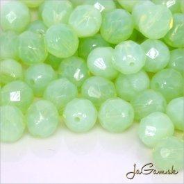Ohňovky 8 mm zelená-lime green 10 ks (5925)