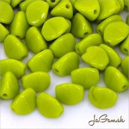Pohánka 5x4 mm zelená 30 ks (22/4987)