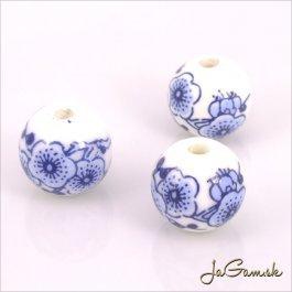 Porcelánové korálky 12 mm, 2 ks (11033_04)