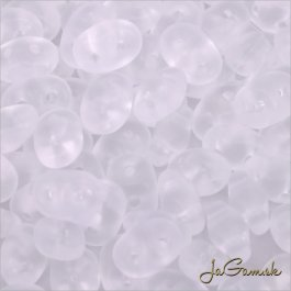 MATUBO Superduo - Matte crystal 00030 - 10 g (101)