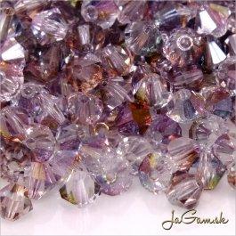 Slniečka 4 mm crystal/ rainbow 30 ks (7023mc)